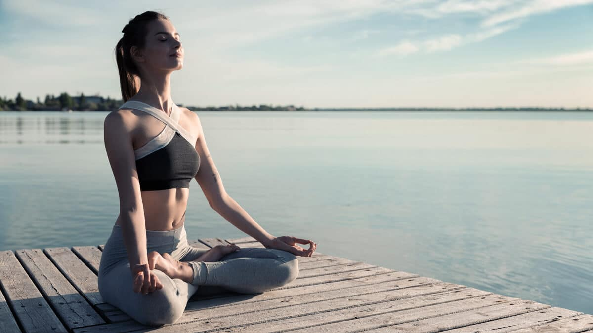 3 Best Easy Yoga Poses For Stretching After Mastectomy